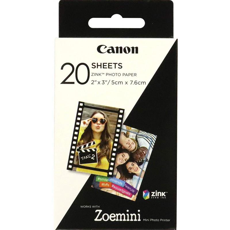Canon fotopaber Zink ZP-2030 20 lehte