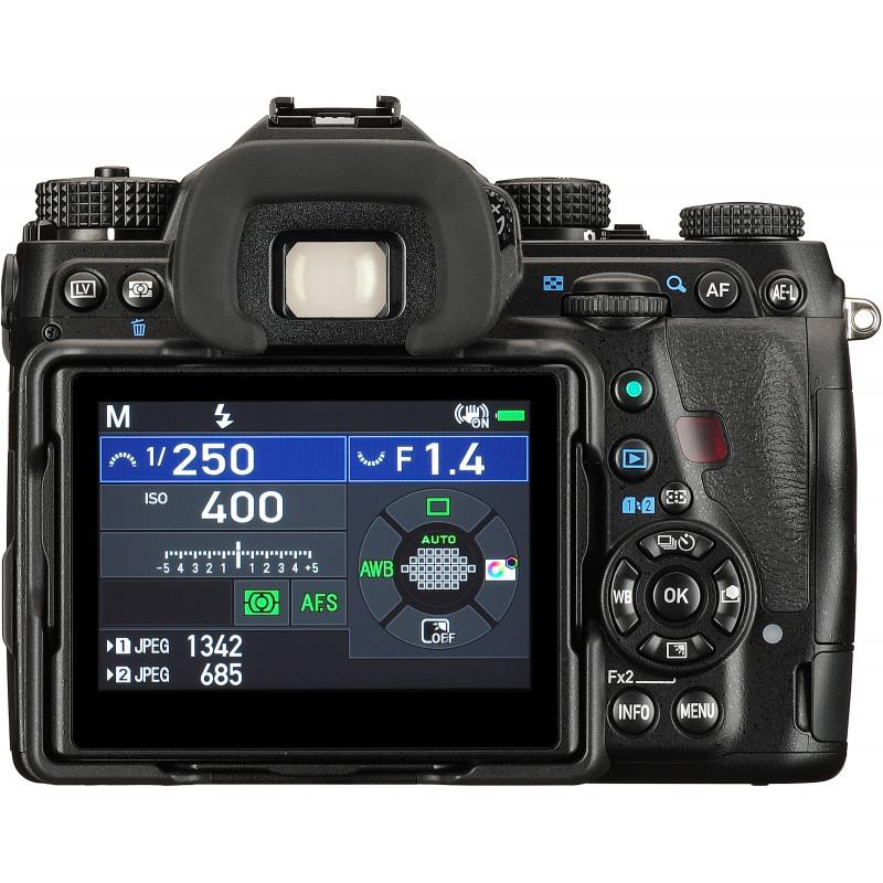 Pentax K-1 II + D-FA* 50mm f/1.4 SDM AW Kit