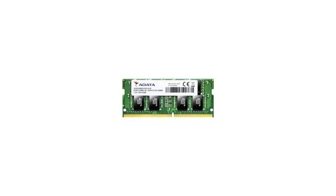 Adata RAM DDR4 8GB SO-DIMM 2666 1024x8