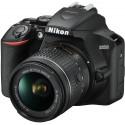 Nikon D3500 + 18-55mm AF-P Kit, black