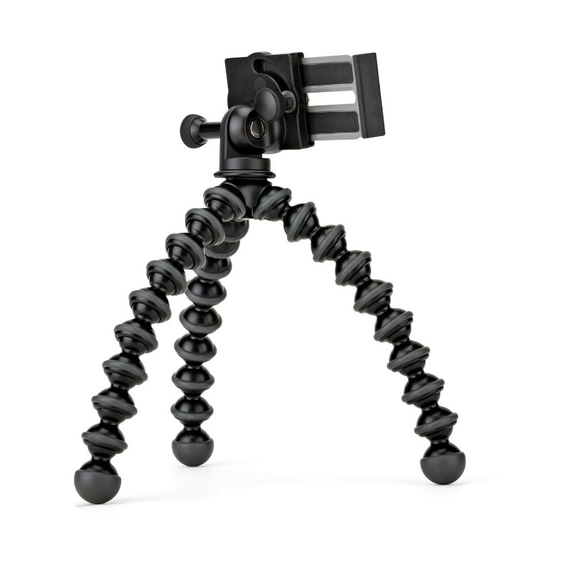 Joby statiiv GripTight GorillaPod Stand PRO, must/hall