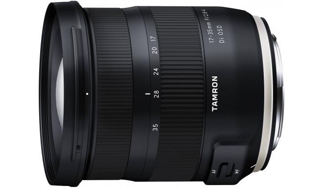 Tamron 17-35mm f/2.8-4 DI OSD lens for Canon