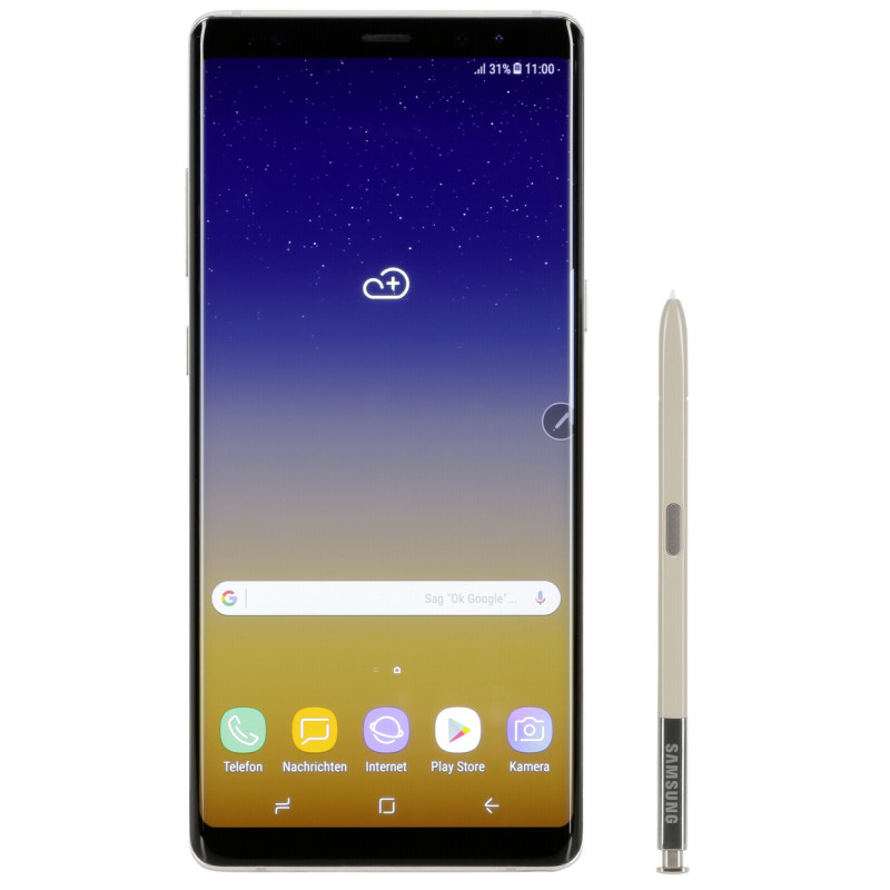Samsung Galaxy Note8 Maple Gold - Smartphones - Photopoint 6d2b0352a960