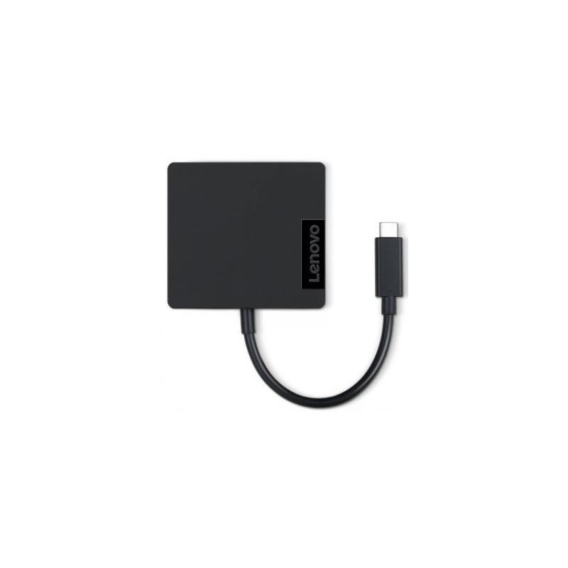 LENOVO USB-C TRAVEL HUB (VGA/HDMI/RJ45/USB)