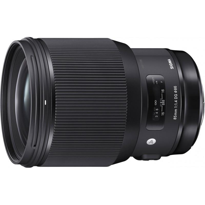 Sigma 85mm f/1.4 DG HSM Art objektiiv Nikonile