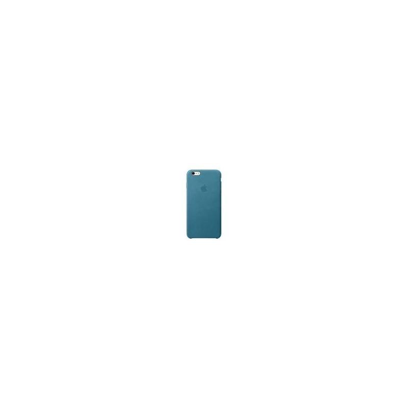 brand new aa8c6 f9079 Apple Leather Case iPhone 6s Plus, marine blue