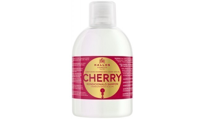 Kallos šampoon Cherry 1000ml