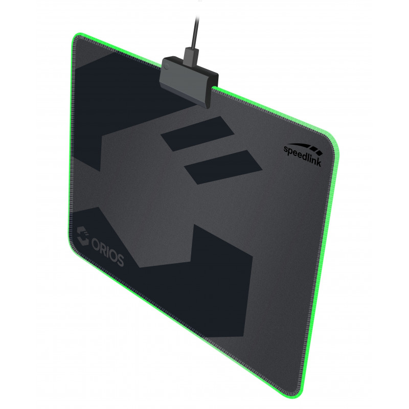 Speedlink hiirematt Orios LED (SL-620105-BK)