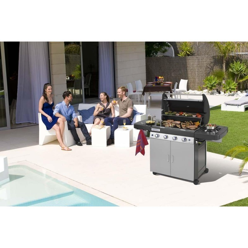 campingaz 4 series cast iron exs 2000015652 gas. Black Bedroom Furniture Sets. Home Design Ideas