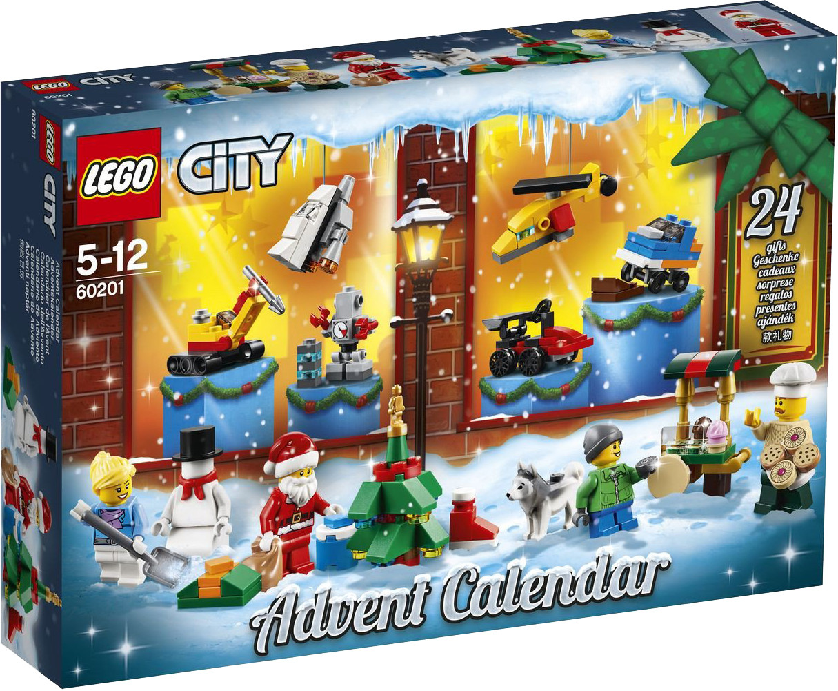 LEGO City advendikalender 2018 (60201)