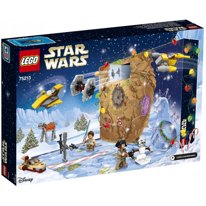 LEGO Star Wars advendikalender 2018 (75213)