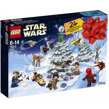LEGO Star Wars adventes kalendārs 2018 (75213)