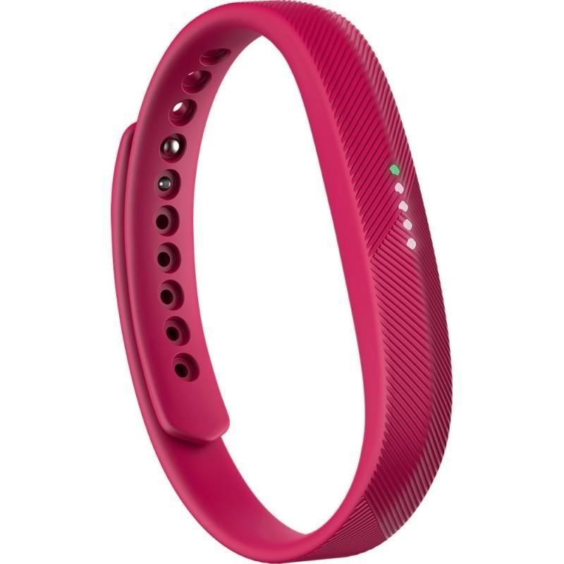 Fitbit aktiivsusmonitor Flex 2, magenta