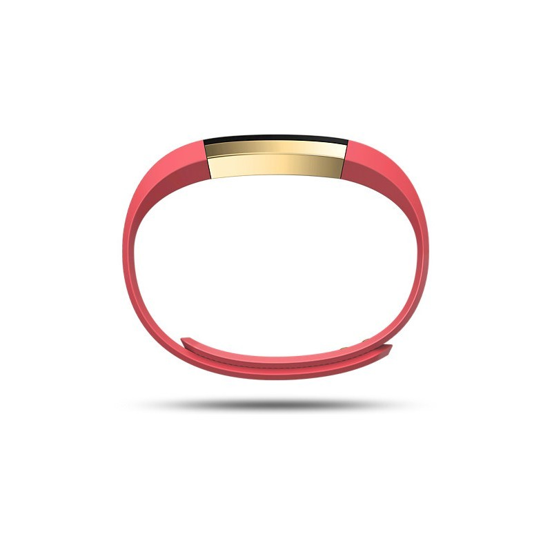 Fitbit activity tracker Alta S, gold/pink