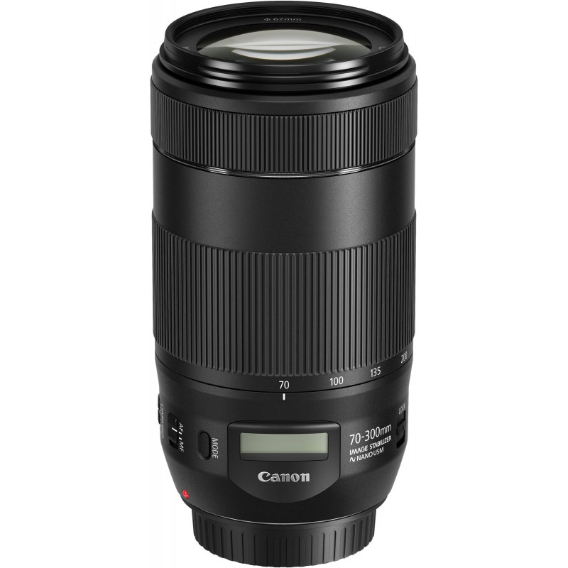 Canon EF 70-300mm f/4.0-5.6 IS II USM objektiiv
