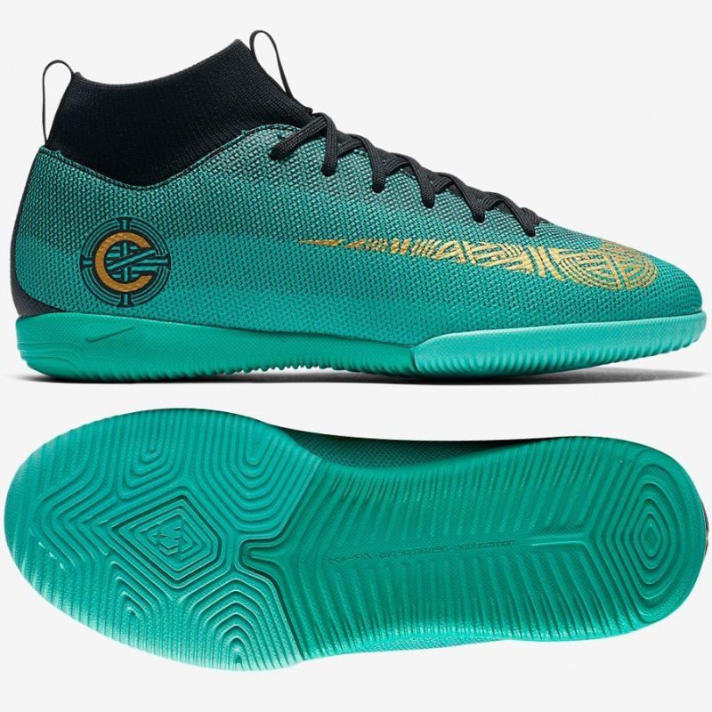 2f79b38a7 ... australia kids indoor football shoes nike mercurial superfly 6 academy  gs cr7 ic jr aj3110 390
