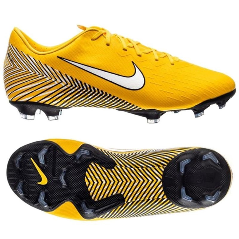 6b263bc8a Kids football shoes Nike Mercurial Vapor 12 Elite Neymar FG Jr AR4091-710