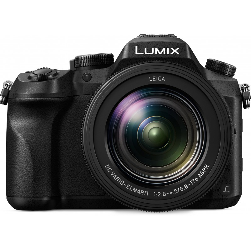 Panasonic Lumix DMC-FZ2000, черный