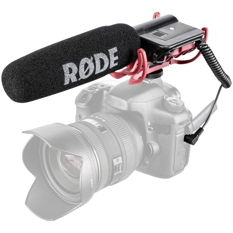 Rode microphone VideoMic Rycote
