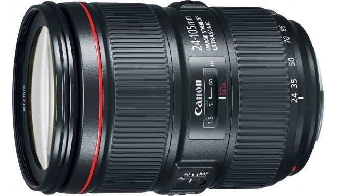 Canon EF 24-105mm f/4L IS II USM objektiiv