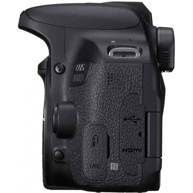 Canon EOS 800D + Tamron 17-35mm OSD