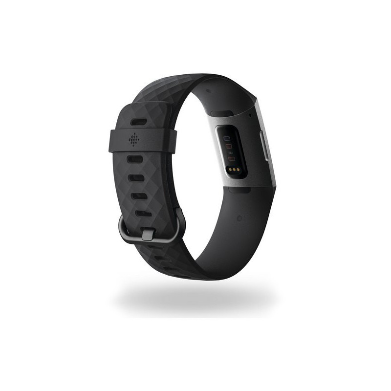 Fitbit activity tracker Charge 3, graphite/black