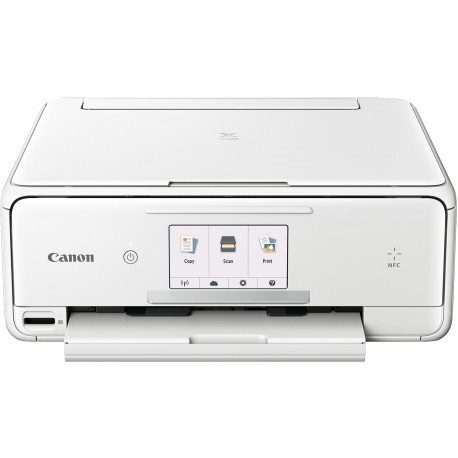 Canon tindiprinter PIXMA TS8051, valge