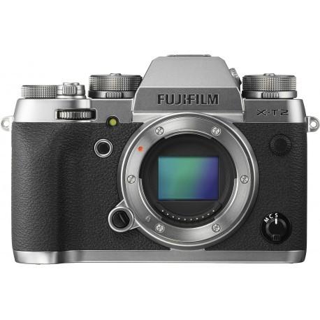 Fujifilm X-T2 корпус, Graphite Silver Edition