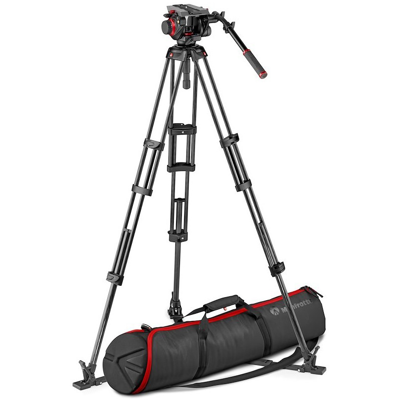 Manfrotto tripod kit MVK504TWINGC 504 + Twin GS
