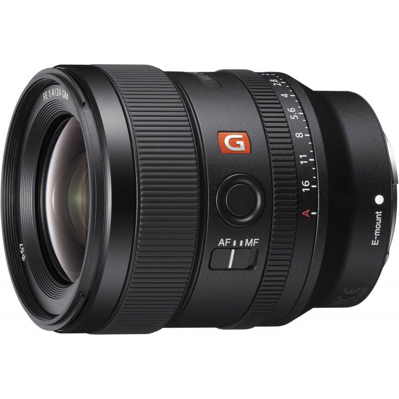 Sony FE 24mm f/1.4 GM objektiiv