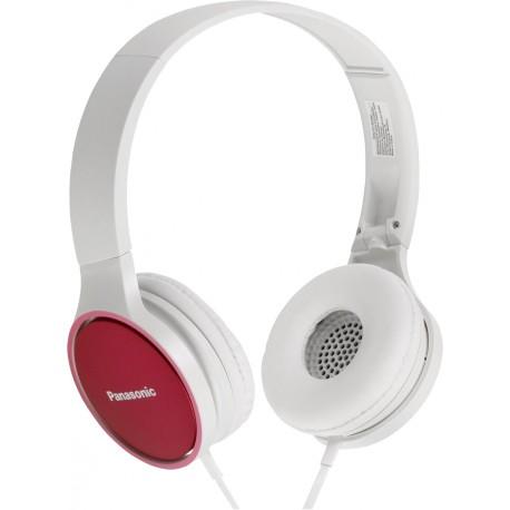 Panasonic headset RP-HF300ME-P, pink
