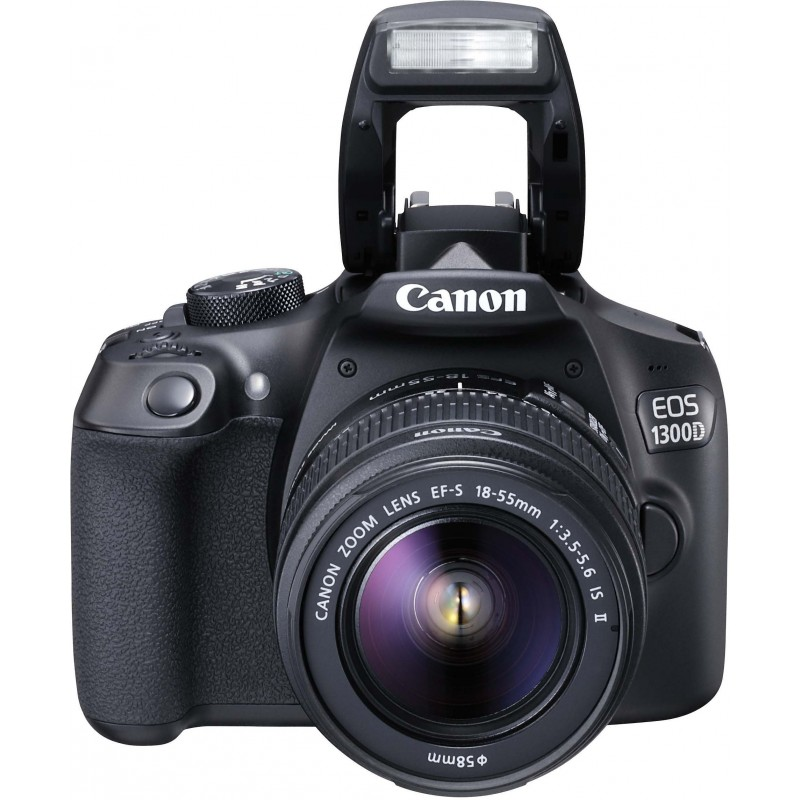 Canon EOS 1300D + 18-55mm IS + Tamron 70-300mm VC Kit
