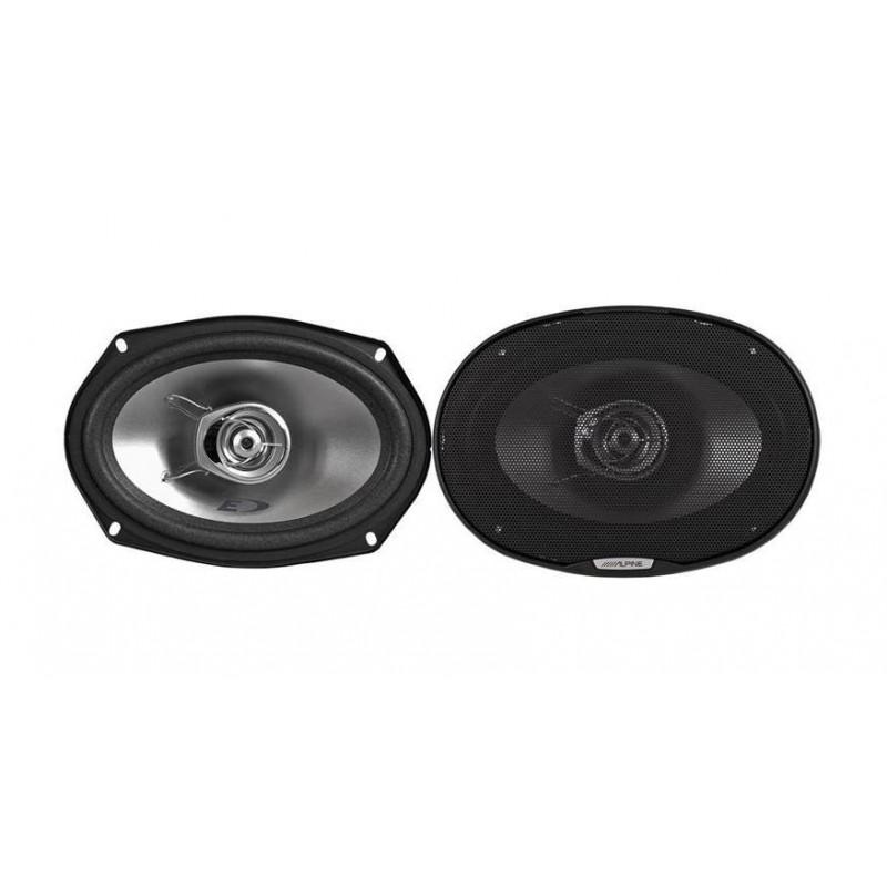 Speakers  Alpine  SXE-6925S (2.0; 280 W; Lack)