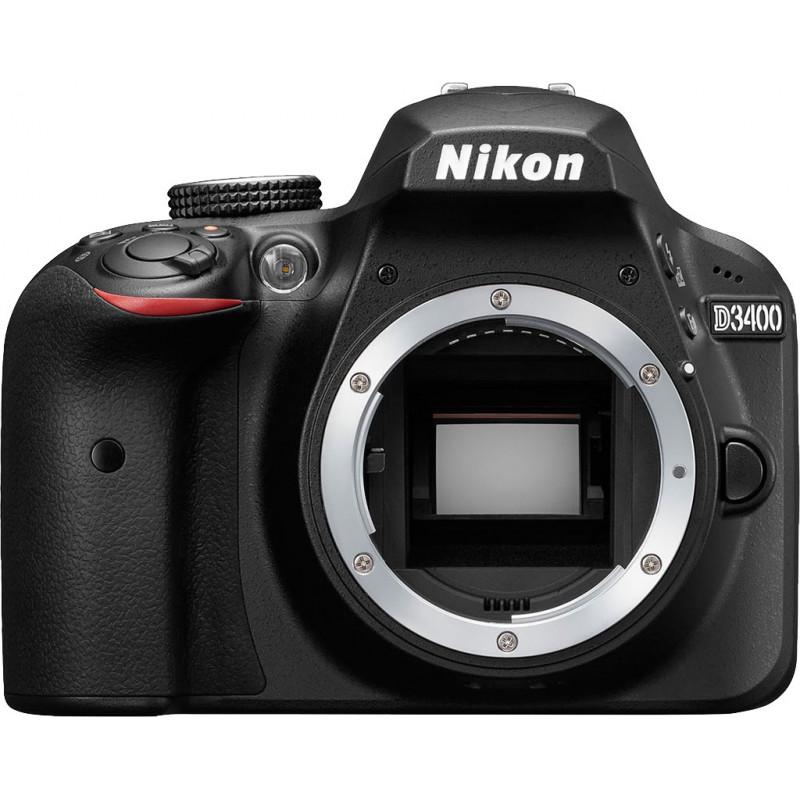 Nikon D3400 + Tamron 17-35mm OSD