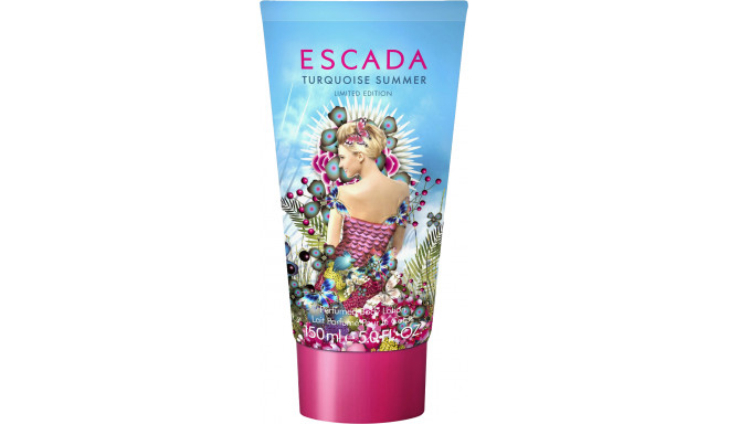 Escada body lotion Turquoise Summer 150ml