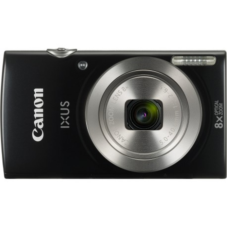 Canon Digital Ixus 185, черный
