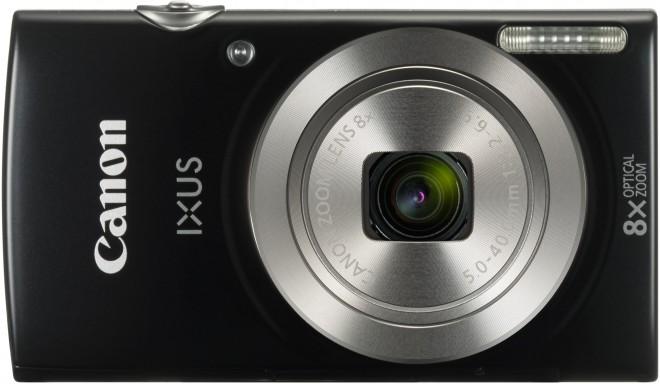 Canon Digital Ixus 185, black