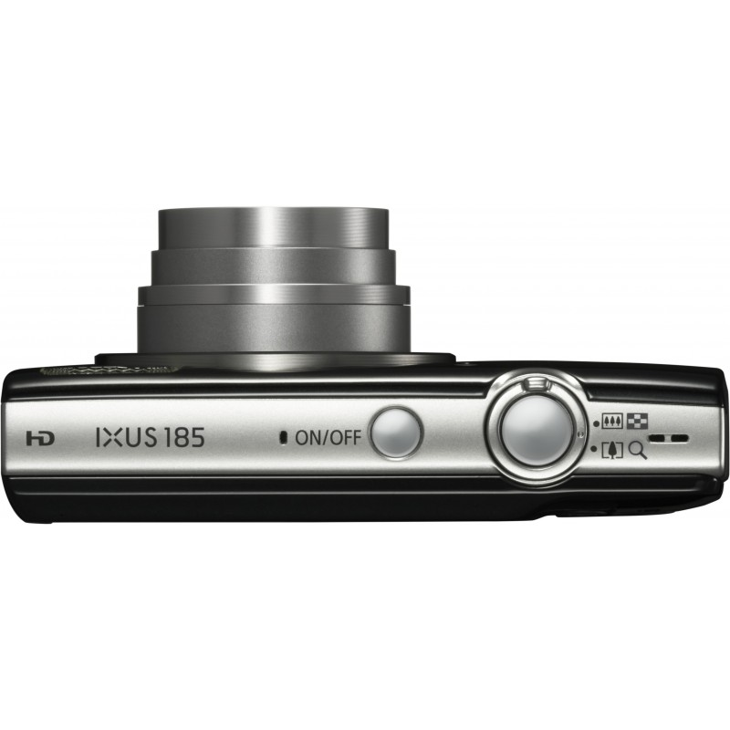 Canon Digital Ixus 185, black