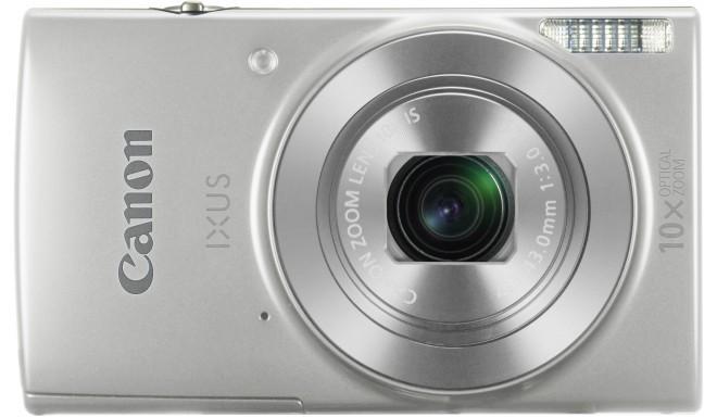Canon Digital Ixus 190, серебристый