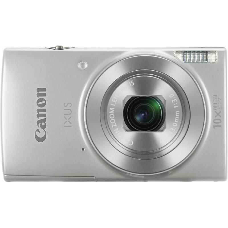 Canon Digital Ixus 190, hõbedane