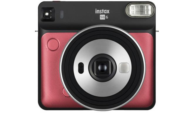 Fujifilm Instax Square SQ6, rubīnsarkans