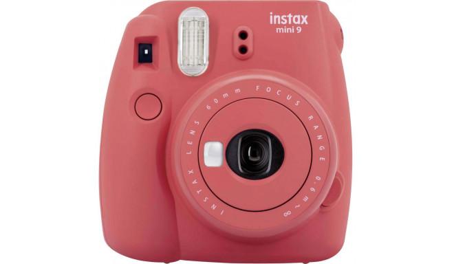 Fujifilm Instax Mini 9, poppy red