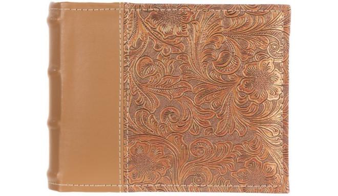 Album B 10x15/100M Flower-4, kuldne