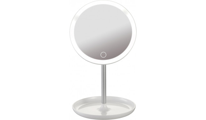 Platinet cosmetic mirror LED 4W PMLY7W, white