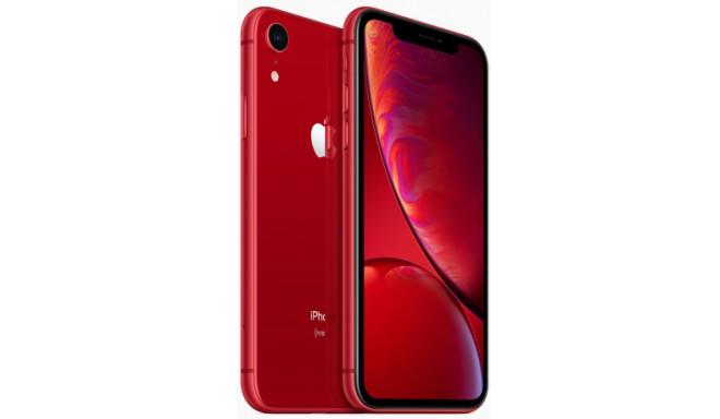 Apple iPhone XR 128GB, красный