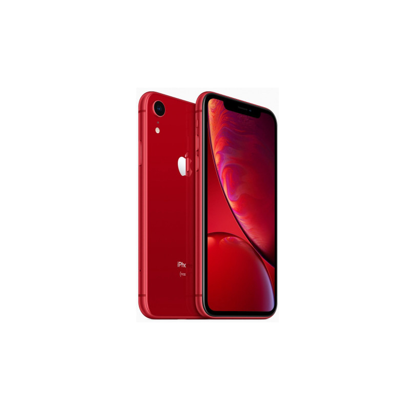 Apple iPhone XR 64GB, красный