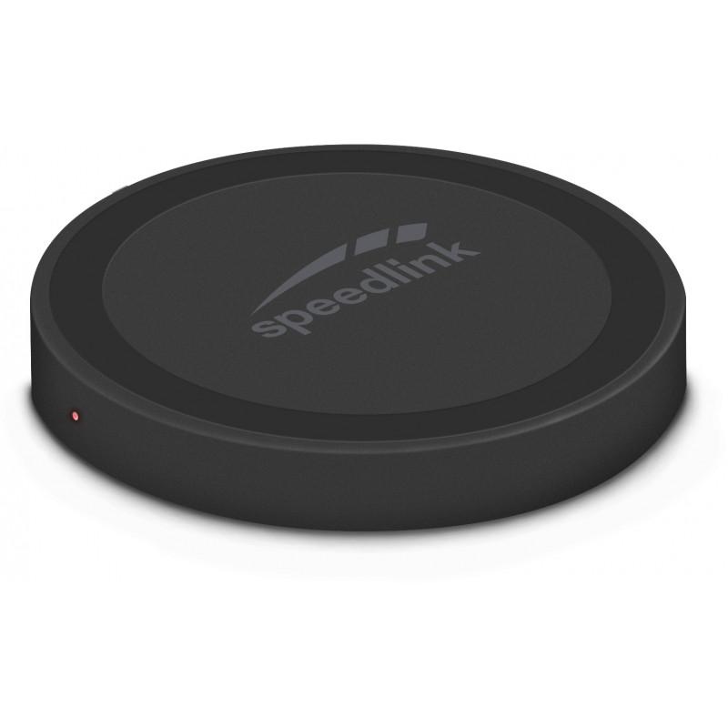 Speedlink wireless charger Puck 10, black (SL-690403-BK)