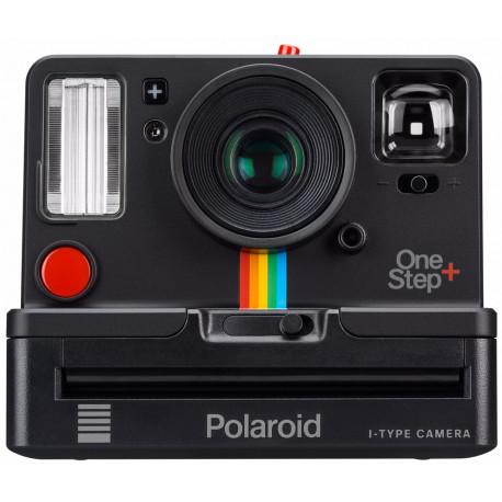 Polaroid OneStep+, melns