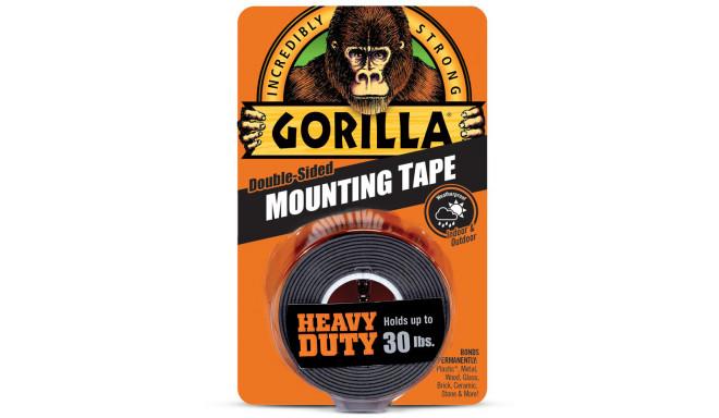 Лента Gorilla Mounting Black 1.5м
