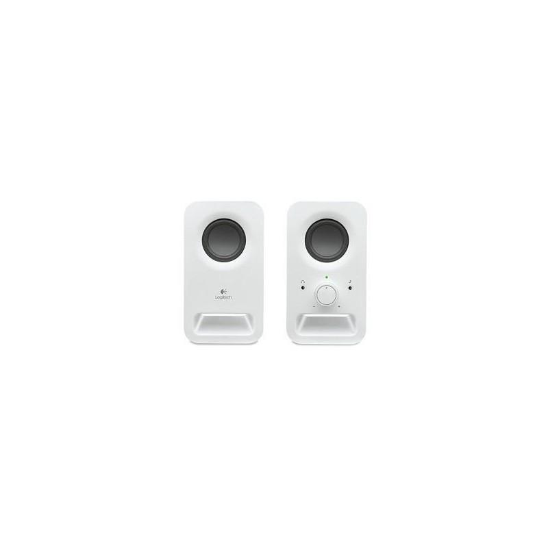 4f94d02e4d3 Speaker|LOGITECH|Z150|White|980-000815 - Speakers - Photopoint